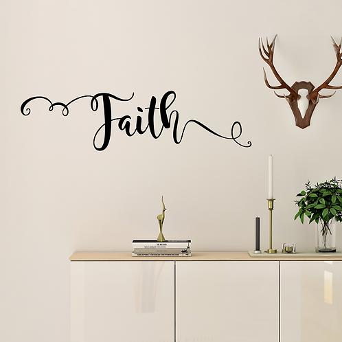 Faith Wall Decal
