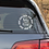 Thumbnail: Baby on Board car decal