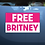 Thumbnail: Free Britney Vinyl Decals