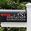 Thumbnail: Set of 2 Monogram Vinyl Mailbox Decals Sticker Personalized With Address
