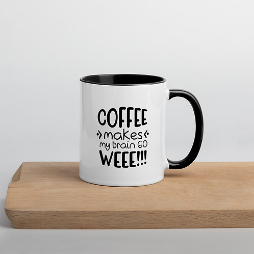 Coffee Weee Mug