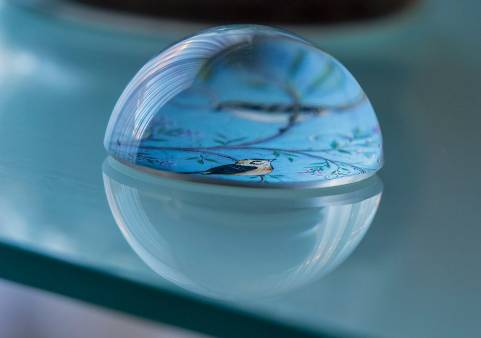 House & home paperweight 01 by Phase Dri