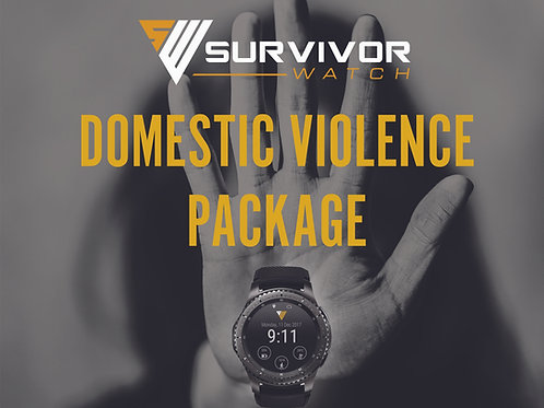 Domestic Violence Package