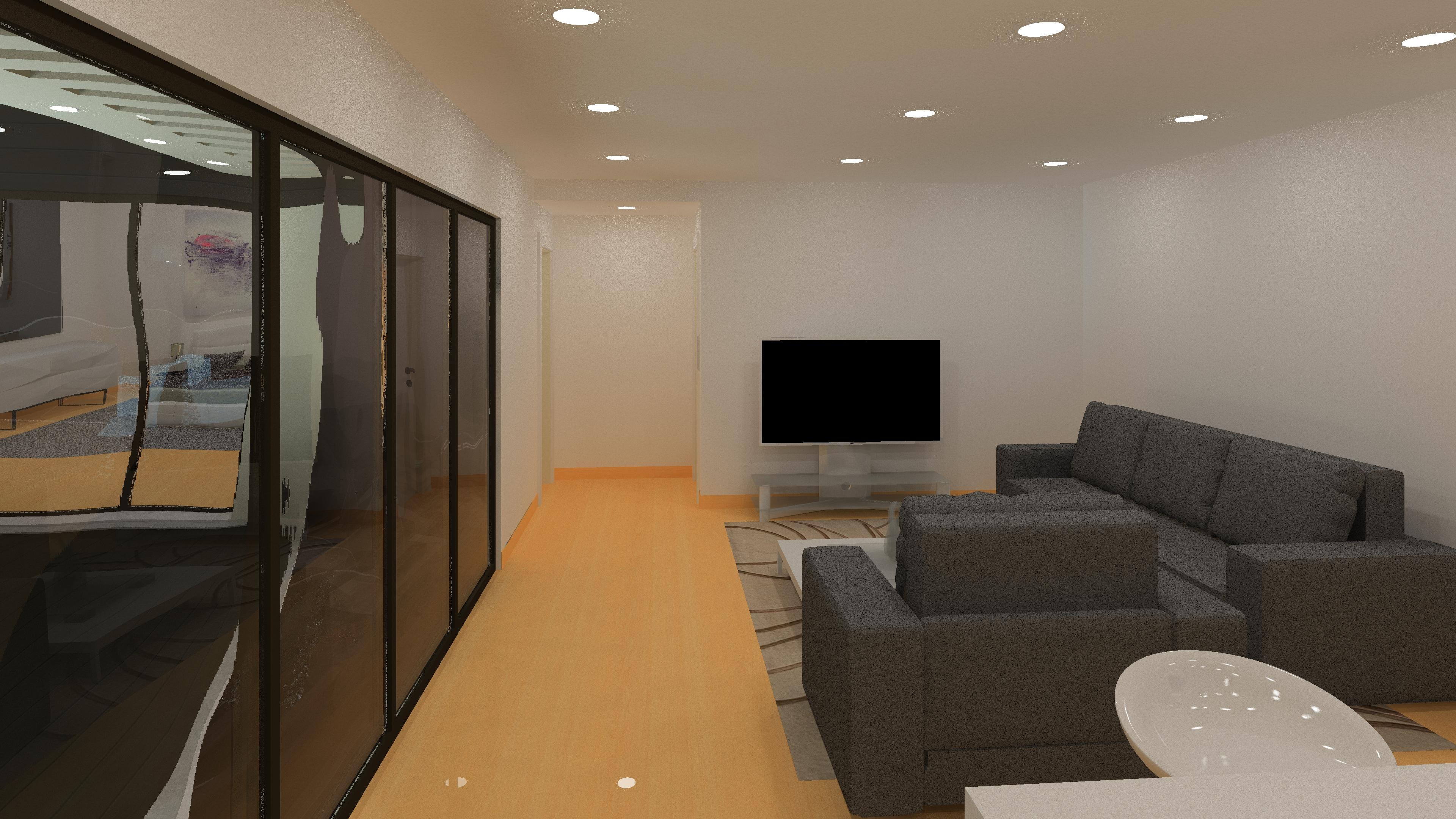 Modulo T3 Interior