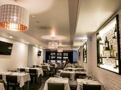 Vista Interior Resturante