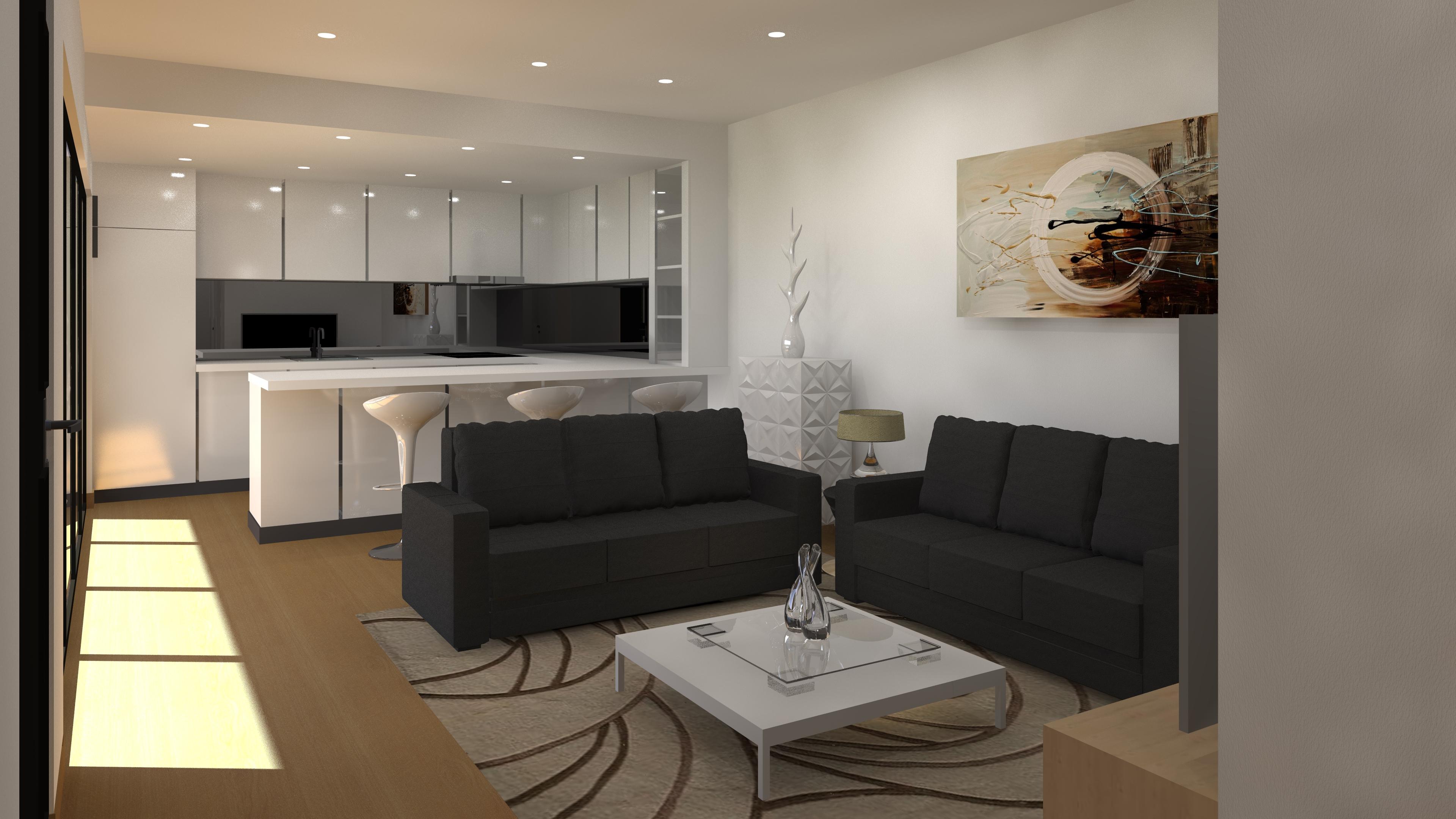 Bungalow T2 Interior