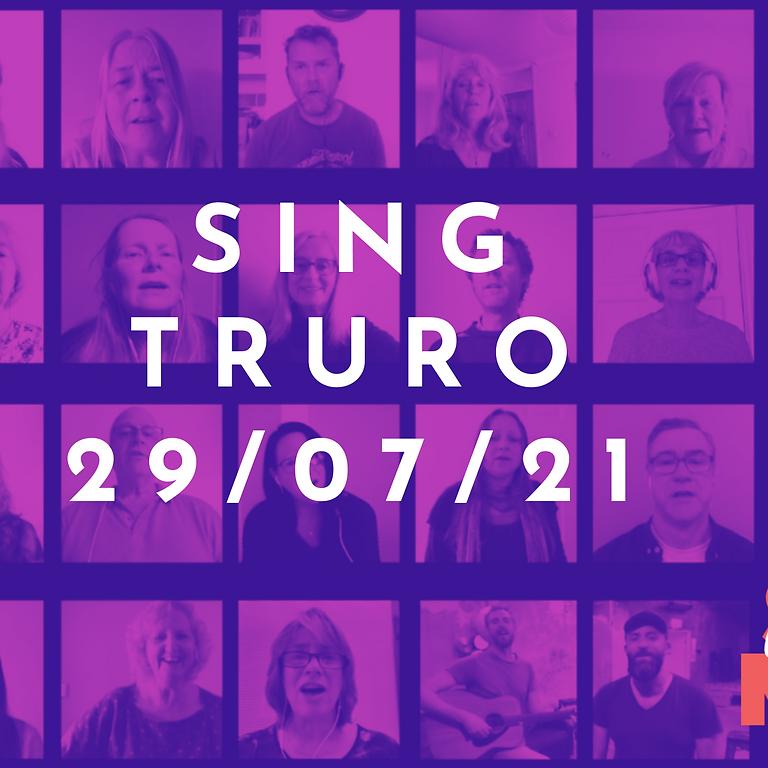 Sing Truro - Thursday 29th July