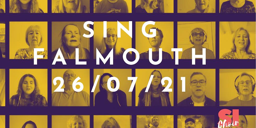Sing Falmouth - Monday 26th July