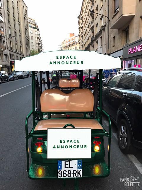 Golfette covering Paris Golfette 4