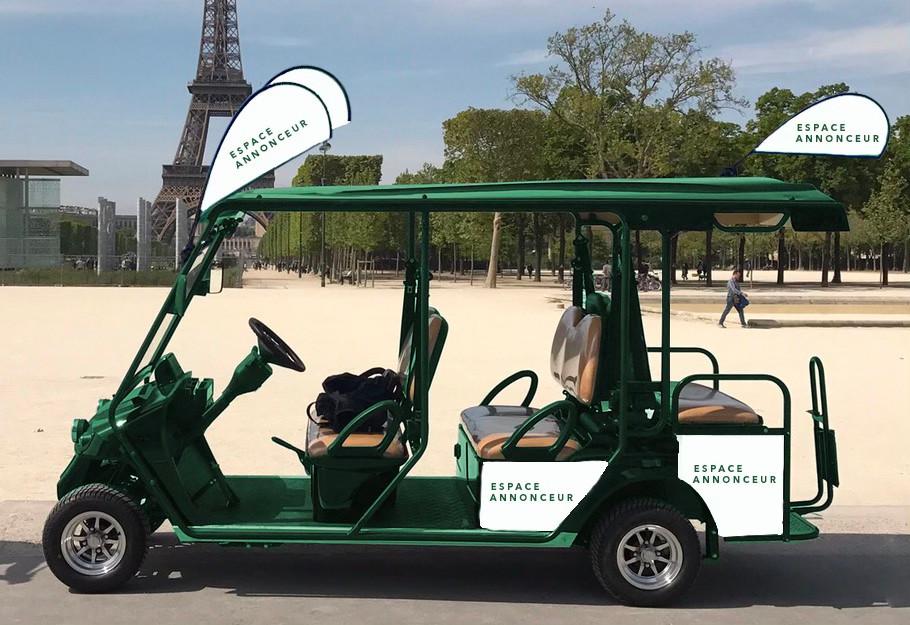 Golfette covering Paris Golfette 1
