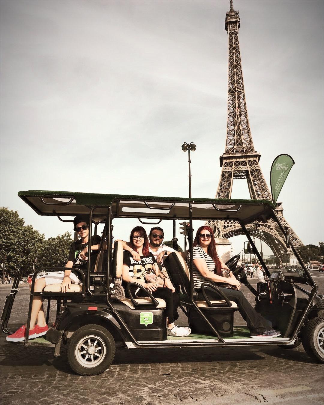 Côté Seine Tour - Riverside Tour