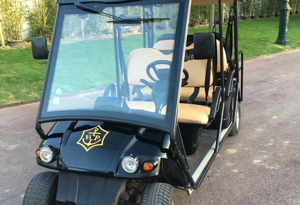 Golfette covering Paris Golfette 6