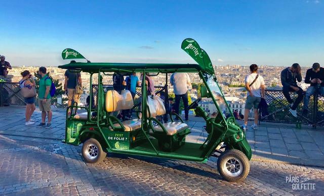 Golfette covering Paris Golfette 3