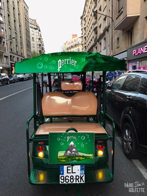 Golfette covering Paris Golfette 5