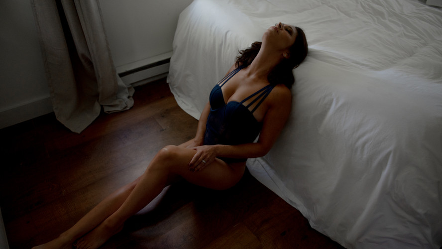 NJ Boudoir Photography