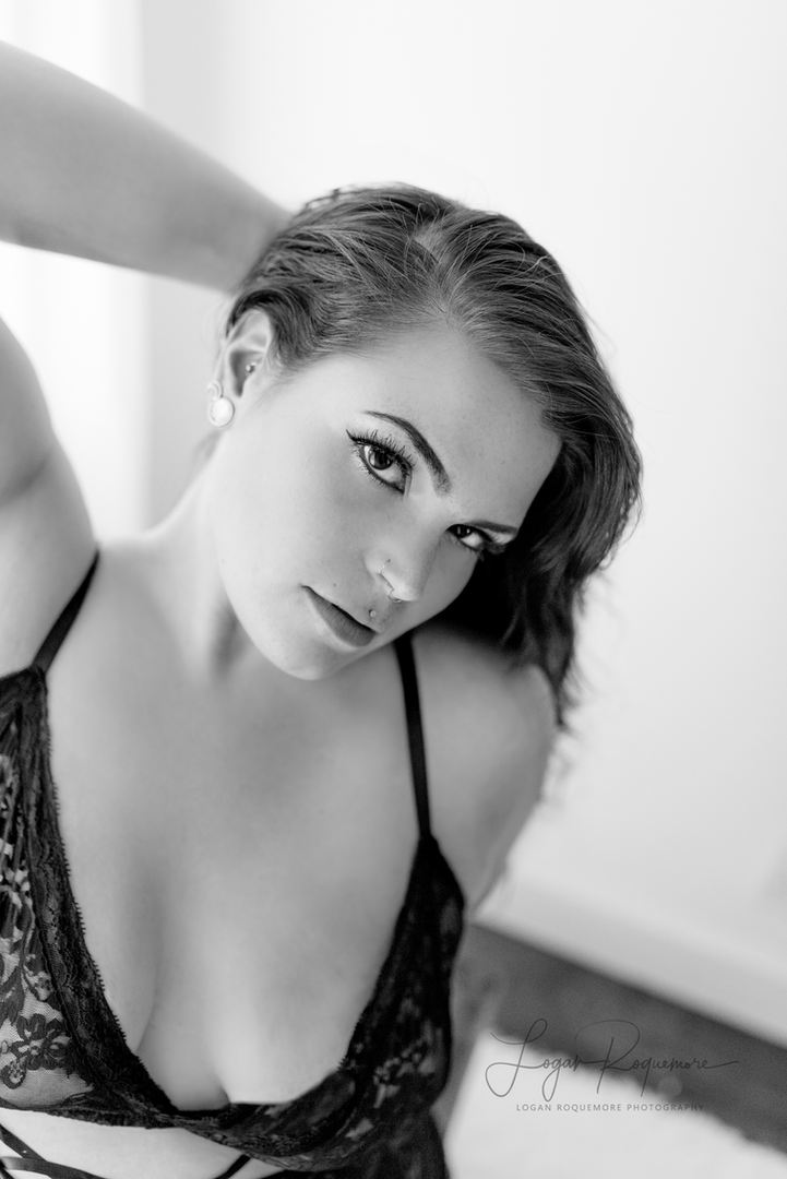 New Jersey Boudoir Photographer