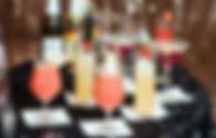 Non-alcoholic mobile bartending