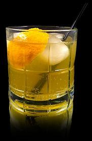Firebird, Rockstar cocktail, nonalcoholic fire drink, burn virgindrink