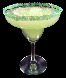 Fiery Margarita, Habanero margarita, pop rocks margarita, nonalcoholic margarita, virgin drinks,
