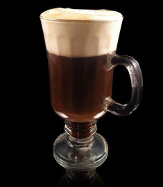 Irish Coffee, Coffee substitutes, Virgin Irish Coffee