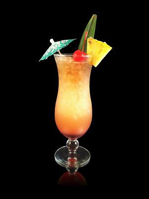 Mai Tai, Tiki Drink, Nonalcoholic Mai Tai, virgin Mai Tai, Pineapple drink