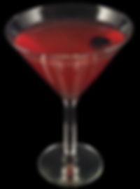 Minerva McGonagall Martini Mocktail