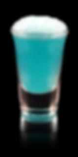 Mocktail Shot Blue Balls True Blue