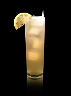 Tom Collins, Tom Collins mocktail, nonalcoholic gin, zero proof mocktails, Gin mocktails, non-alcoholic gin drinks