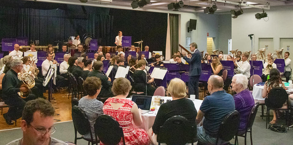 'A Little Bit of This, A Little Bit of That' November Concert 2019 with Canning Brass Band