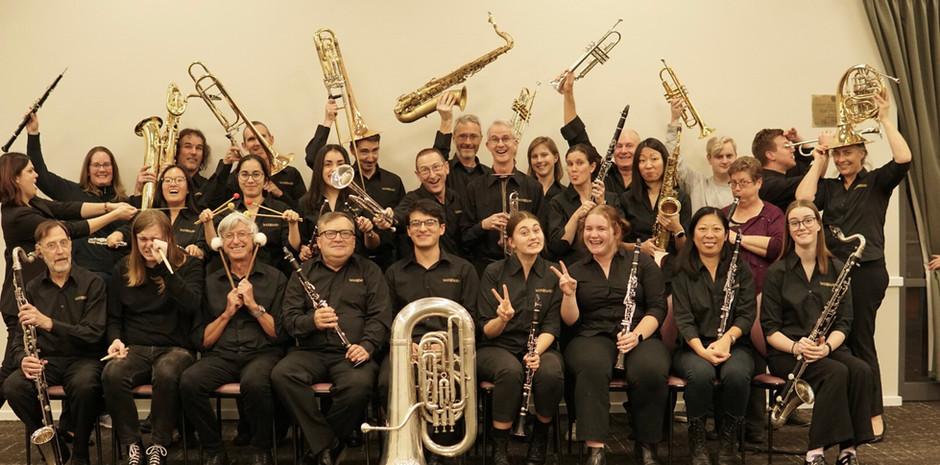 WASWE Concert Band 2021