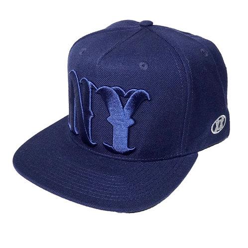 TWNTY-TWO NY Solid Snapback Cap