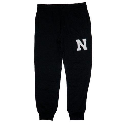 NEW LIFE APPARELL N logo SWEAT PANTS