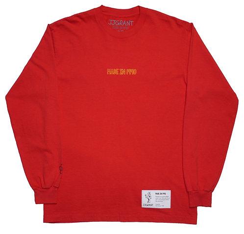 JJGRANT Flower Child Long sleeve T-shirts
