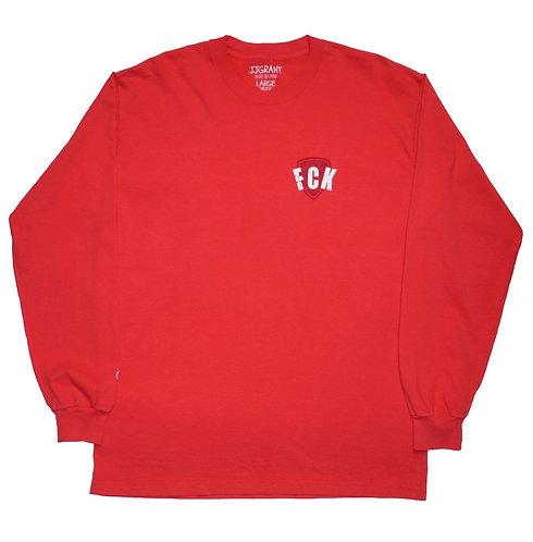 JJGRANT FCK NYPD Long sleeve T-shirts