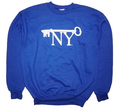 KEY NEW YORK CREWSWEAT
