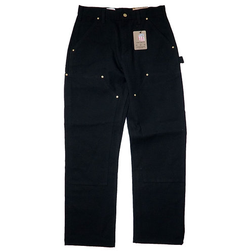 Carhartt US Firm Duck Double-Front Work Dungaree PANTS