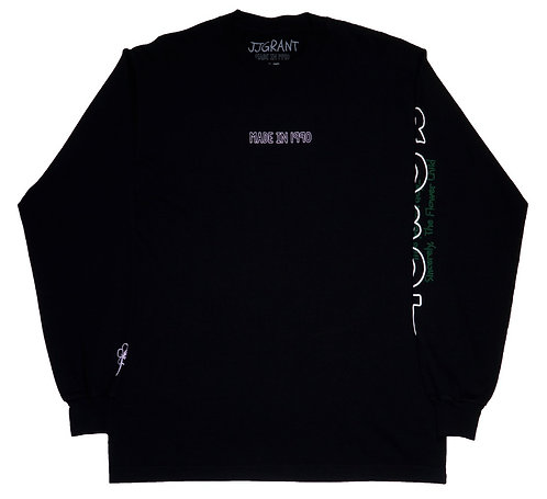 JJGRANT Embroidered Long sleeve T-shirts