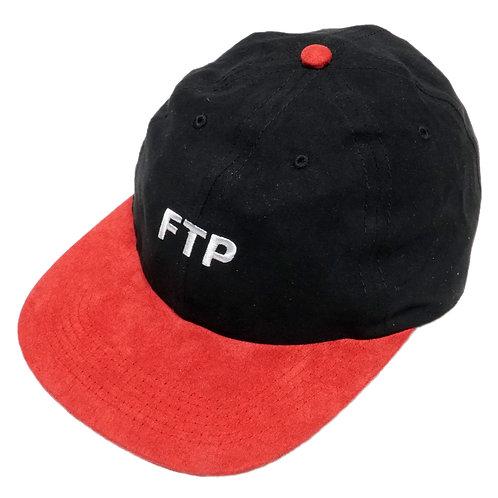 FTP SUEDE LOGO HAT