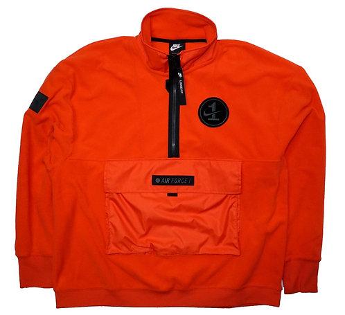 NIKE US AF-1 Half Zip Fleece JACKET