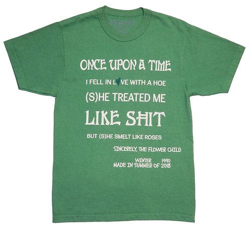 JJGRANT Peter Pan Short sleeve T-shirts