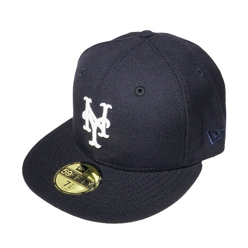 """NEW ERA """"New York Mets Fitted Cap""""(Sidepatch 有り Subway Series 2000)"""