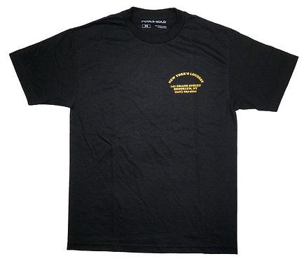 FOOL'S GOLD Loud Track Short Sleeve T-shirts