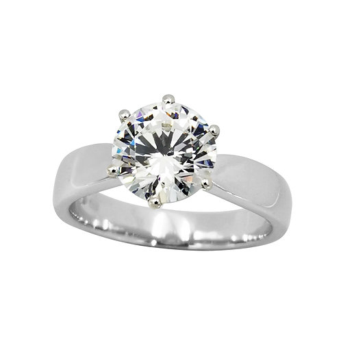 2.80ct solitaire