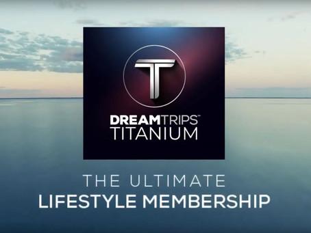 Novo plano Dreamtrips Titanium