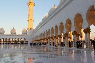 Abu Dhabi - Image by Sharon Ang from Pix