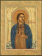 religious icon image Saint Kateri Tekakwitha