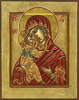 religious icon image Mother of Tenderness