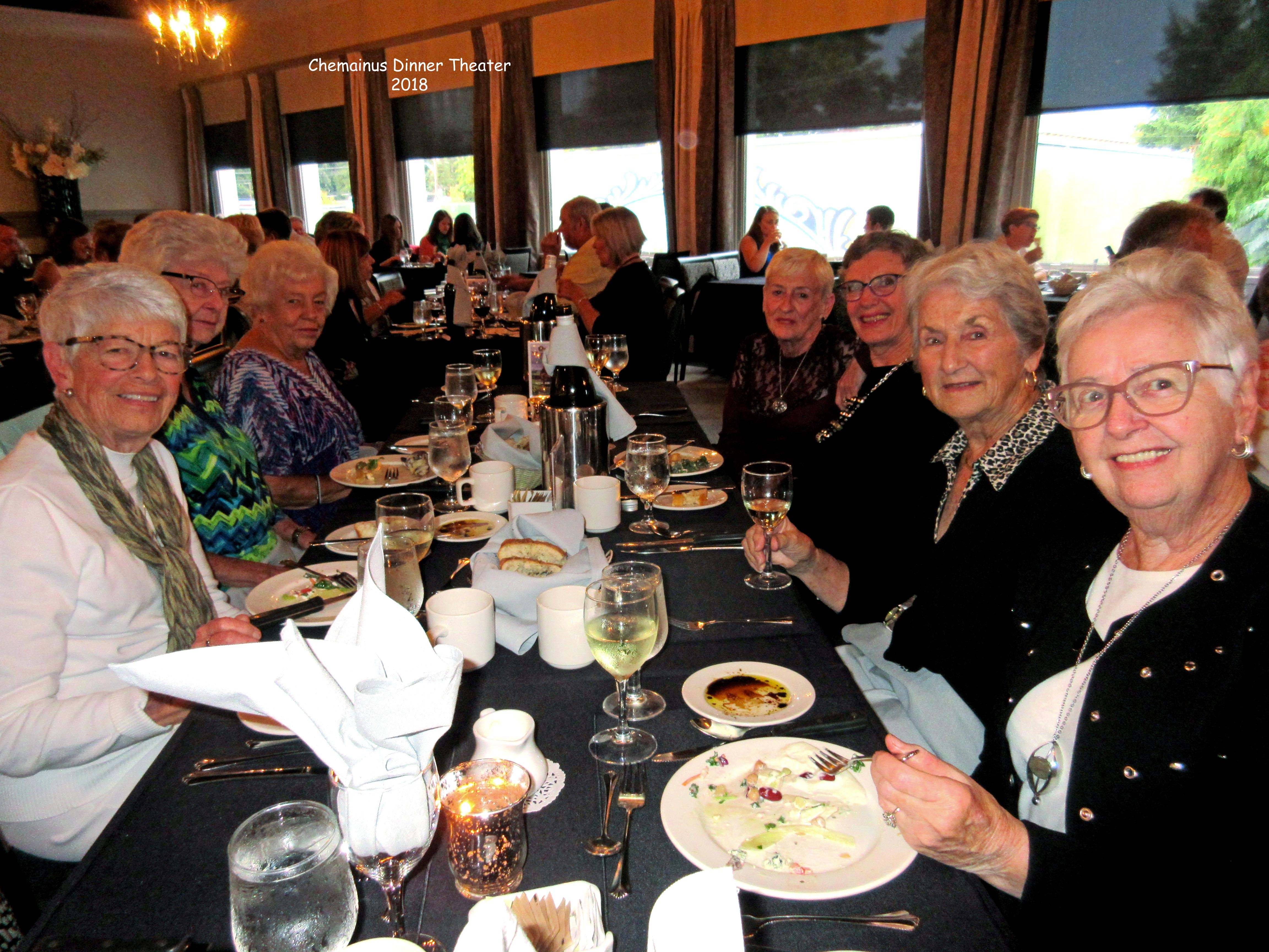 Table 3 Chemainus Theater