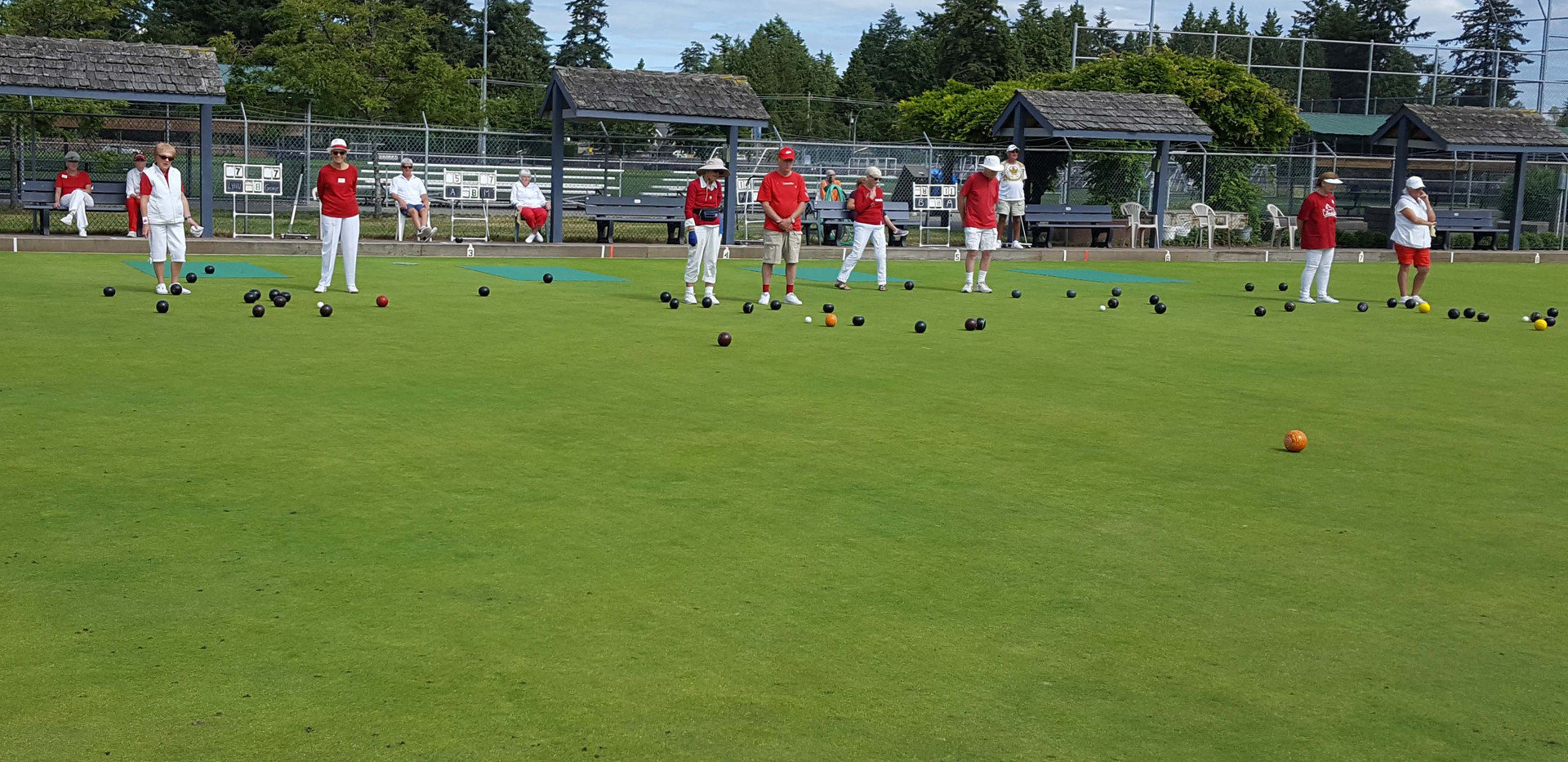 Canada Day Bowlers