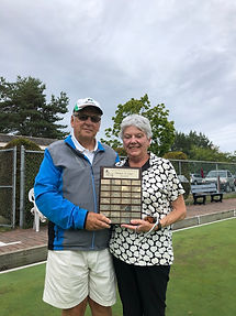 Maggie & Jigs Winners:Dave L, Peggy McL.